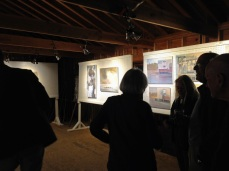 Leon Doucette and Peter Herbert recent works ART at Cape Pond Ice_ art at icehouse_courtesy photo from Scot Memhard (3)