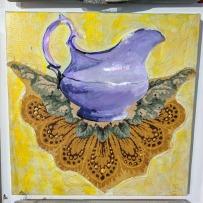 MARY RHINELANDER installation views solo exhibition Gallery 53 on Rocky Neck Gloucester Mass_20180928_© Catherine Ryan (5)