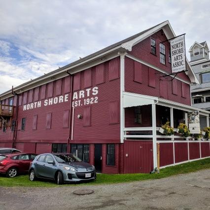 North Shore Art Association various exhibitions including juried Cape Ann Plein Air artists 2018 _20181014_152703 (1)