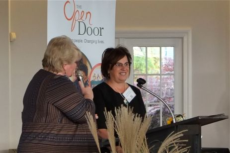 Open Door Autumn Breakfast October 2018 copyright Kim Smith - 12