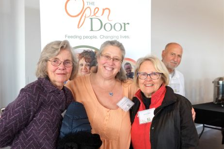 Open Door Autumn Breakfast October 2018 copyright Kim Smith - 14