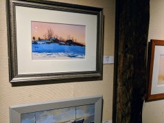 PAUL GEORGE Members show Rockport Art Assoc Museum _20181014_© Catherine Ryan