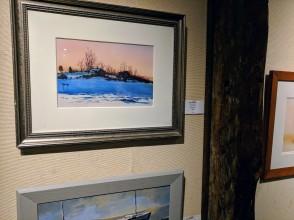 PAUL GEORGE Members show Rockport Art Assoc Museum _20181014_© Catherine Ryan