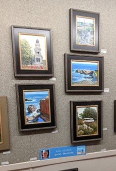 PAUL GEORGE_Ipswich Mass artist_competes 2018 cAPE aNN pLEIN aIR_ exhibit at NSAA