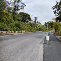 Thatcher Road contruction and guard rail replacement_20181004_Gloucester Mass © Catherine Ryan (6)