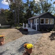 Virginia Lee Burton Writing Cottage inspiring and sunny opening_20181021_© c ryan