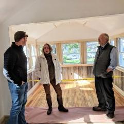 Virginia Lee Burton Writing Cottage opens_Lanesville Community Center_Gloucester MA_20181021_© c ryan (12)