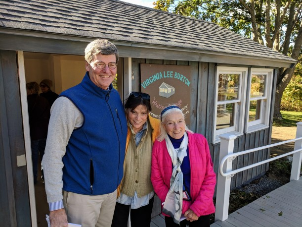 Virginia Lee Burton Writing Cottage opens_Lanesville Community Center_Gloucester MA_20181021_© c ryan (21)