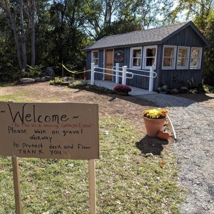 Virginia Lee Burton Writing Cottage opens_Lanesville Community Center_Gloucester MA_20181021_© c ryan (8)