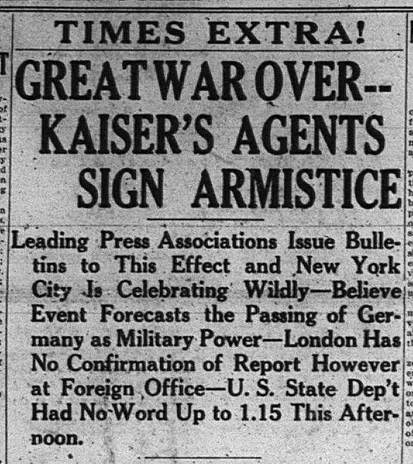 GDT Nov 7 1918