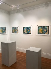 installation view_The Art of Geoffrey Bayliss at Jane Deering Gallery Nov 2018