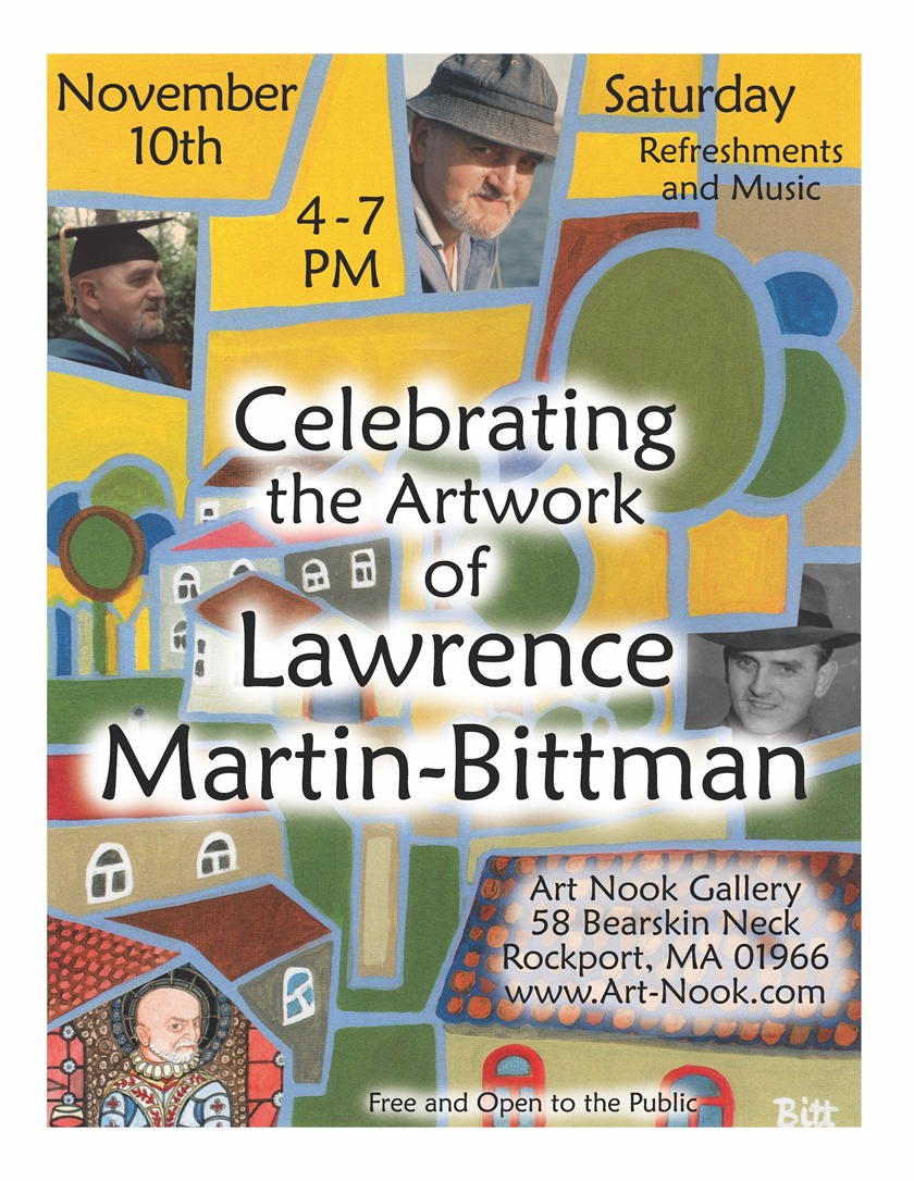 Larry Event Poster copy DS