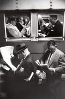 ORESMAN COLLECTION AT DOYLES_louis stettner ca 1956 penn station est 700 to 1000