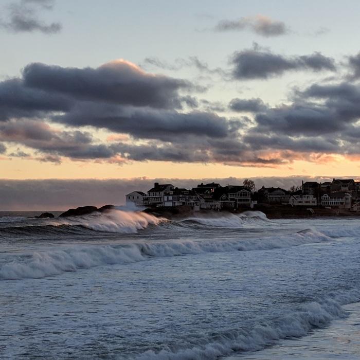 sun drops fast November surf_4PM_Long Beach looking back to Gloucester MA edge_20181127_©c ryan