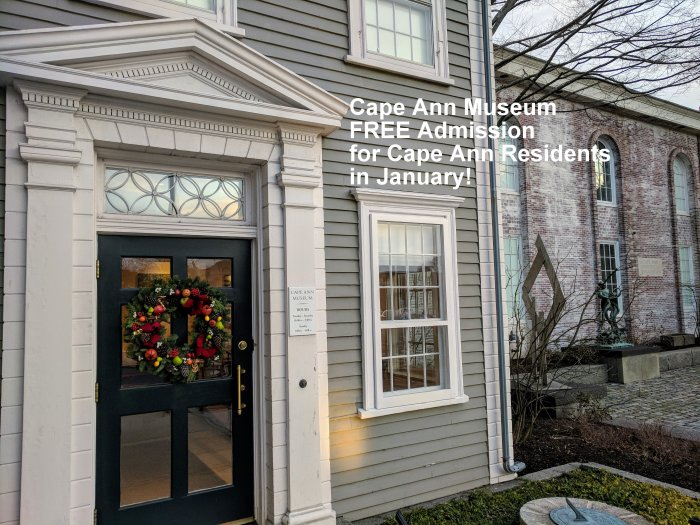 CAPE ANN MUSEUM free admission to cape ann residents in january each year_©c ryan