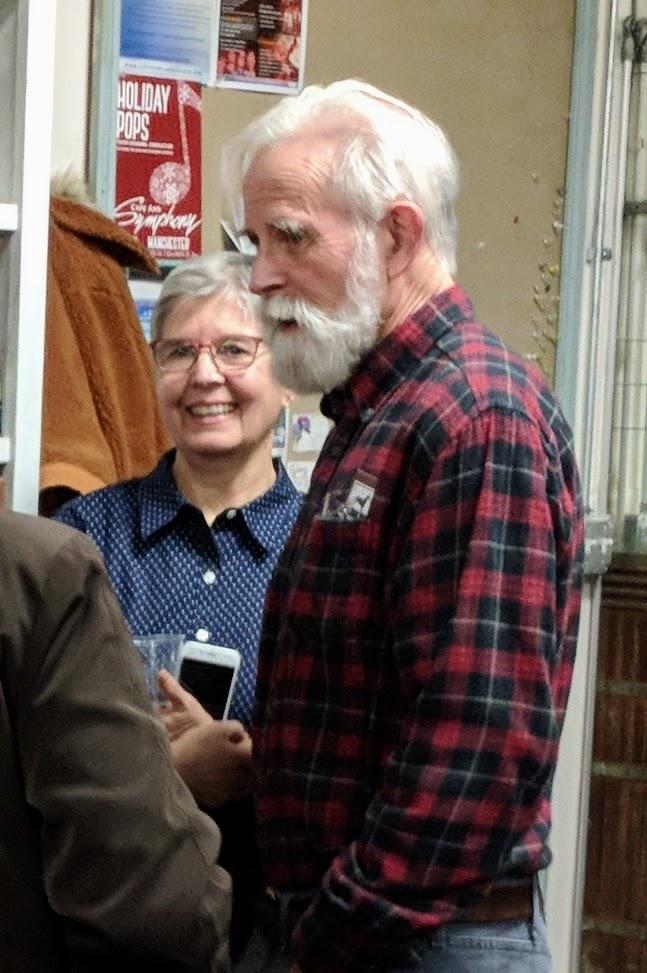 Bob and Andrea