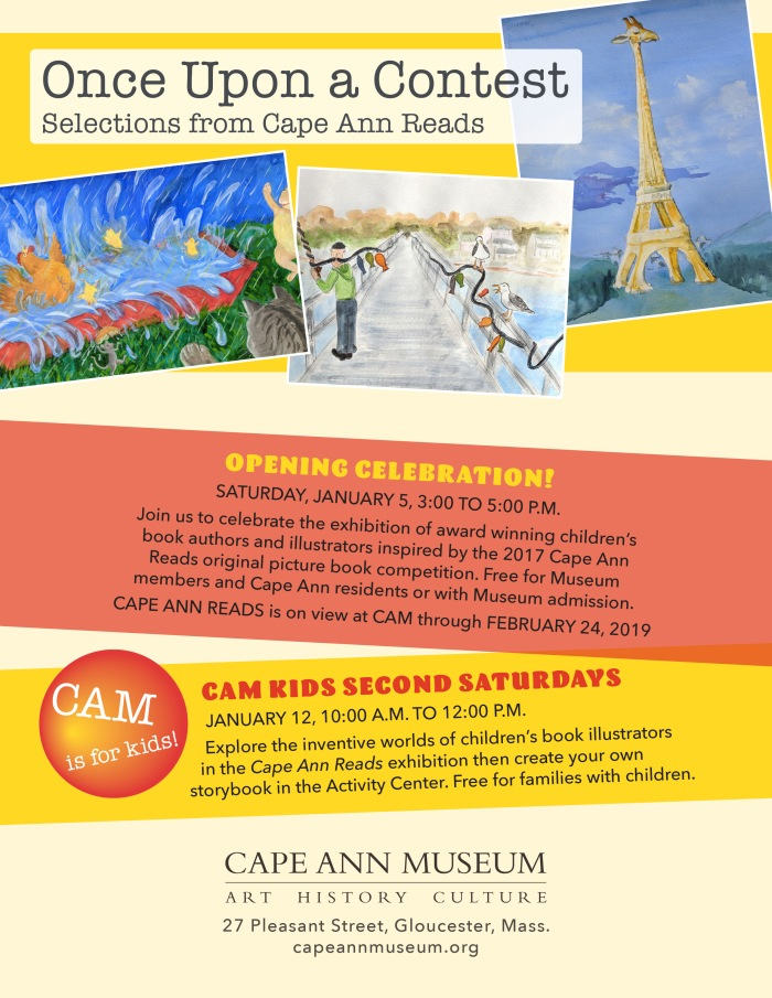 cape ann reads-print