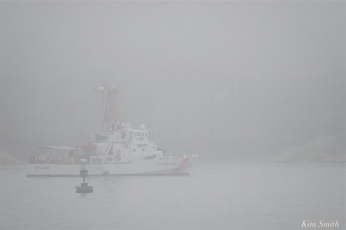 Coast Guard Key Largo Gloucester Massachusetts copyright Kim Smith