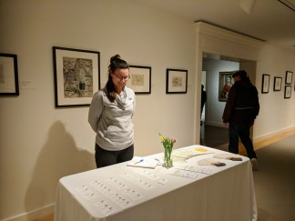 checking in cape ann museum reception for_ once upon a contest selections from cape ann reads_ january 5 2019 gloucester ma (1)
