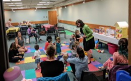 christy russo_ director childrens services_ gloucester lyceum & sawyer free public library_ stellar programming_20180530_© catherine ryan