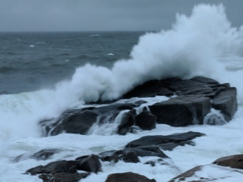 first winter storm sea is not placid_20190120_gloucester ma_©catherine ryan