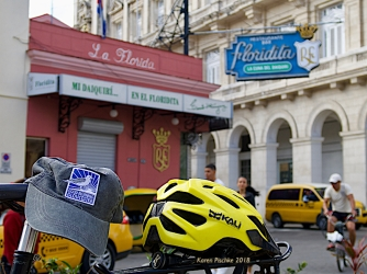Cuba GMG in Havana at La Forida