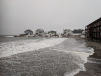 high tide first winter storm of the season_20190120_© catherine ryan