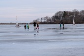 ice sailing niles pond copyright kim smith - 01
