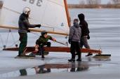 ice sailing niles pond copyright kim smith - 06