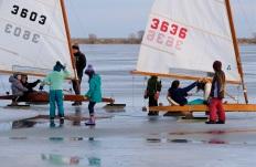 ice sailing niles pond copyright kim smith - 08