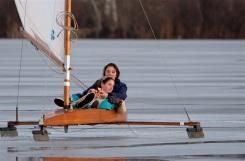 ice sailing niles pond copyright kim smith - 13