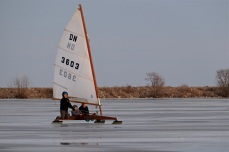 ice sailing niles pond copyright kim smith - 15