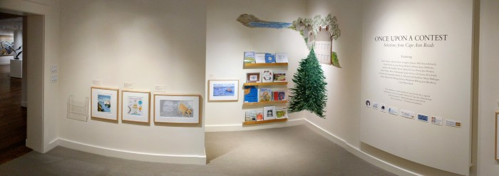 Installation view Once Upon a Contest at Cape Ann Museum December 2018.jpg