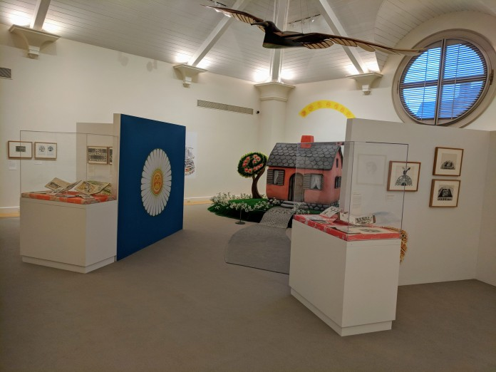 installation view_virginia lee burton the little house her story_cape ann museum_gloucester ma_ 20181213_© catherine ryan