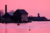 jodrey fish pier sunset gloucester massachusetts -7