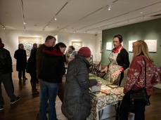 julia garrison co leading printmaking demo folly cove designers at cape ann museum_20190112_©c ryan