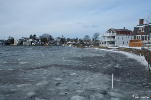 king tide high tide flat cove landing rocky neck gloucester massachusetts -3 copyright kim smith