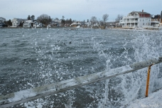 king tide high tide flat cove landing rocky neck gloucester massachusetts -4 copyright kim smith