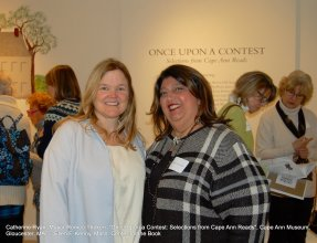 once upon a contest selection from cape ann reads_exhibition at cape ann museum_jan 5 2019_ all photos © ellen f kenny _mass center for the book (17)