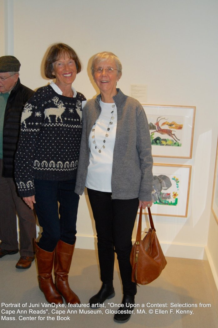 once upon a contest selection from cape ann reads_exhibition at cape ann museum_jan 5 2019_ all photos © ellen f kenny _mass center for the book (31)