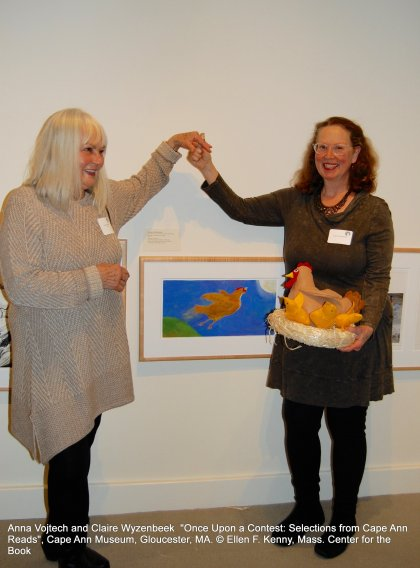 once upon a contest selection from cape ann reads_exhibition at cape ann museum_jan 5 2019_ all photos © ellen f kenny _mass center for the book (39)