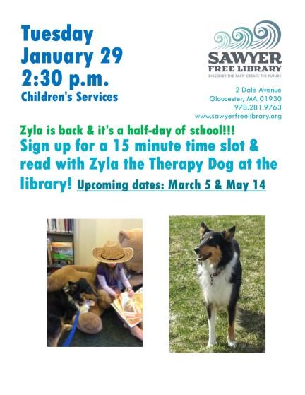 zyla courtesy sawyer free childrens