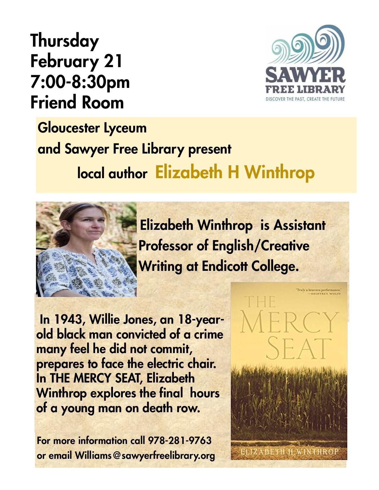 Elizabeth Winthropuse