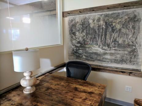 foxy workspaces_GATHR work_ inviting modern warm design for new coworking office space Ipswich Mass_ winter 2019_© catherine ryan (7)