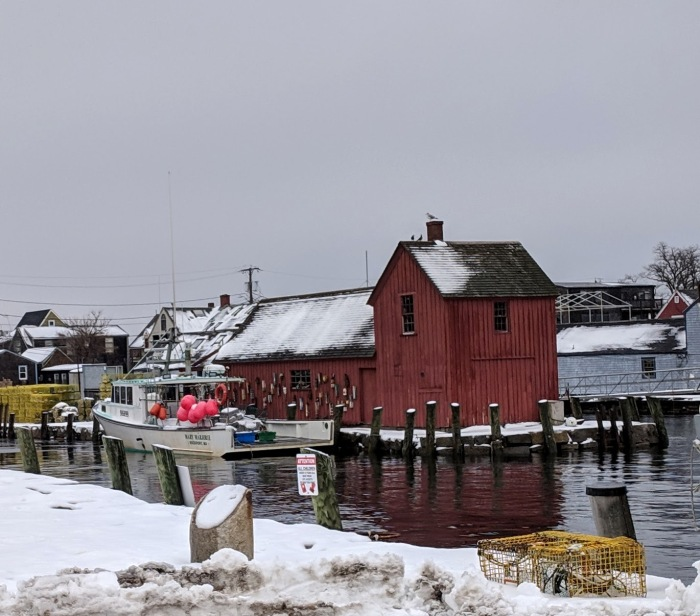 just before high tide_Rockport Ma Motif 1_ after super snow moon_20190221_© catherine ryan