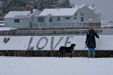 Snowy Day Love Brenda Malloy copyright Kim Smith - 13