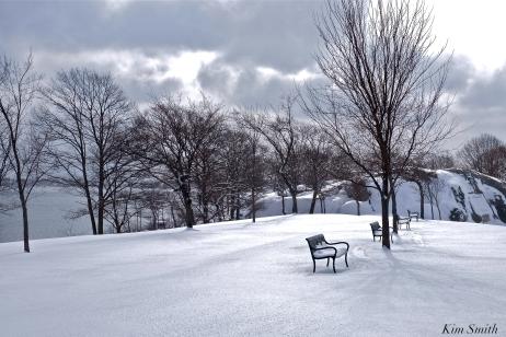 Stage Fort Park Winter Snow -2 copyright Kim Smith