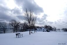 Stage Fort Park Winter Snpow -4 copyright Kim Smith