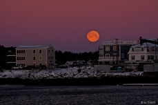 Super Snow Moon Fort Gloucester copyright Kim Smith - 05