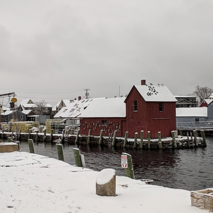 Winter tide- Rockport Massachusetts Motif 1_February 18 2019 © catherine ryan